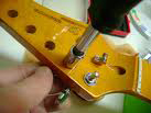 installing guitar tuning heads