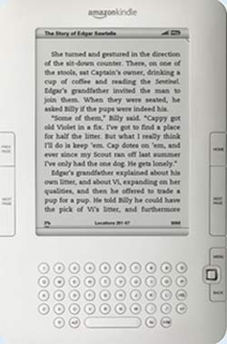 kindle 2 eBook reader