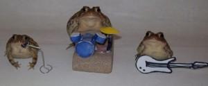 frog rock band