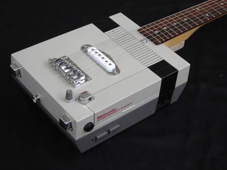 The Nintendo Guitar